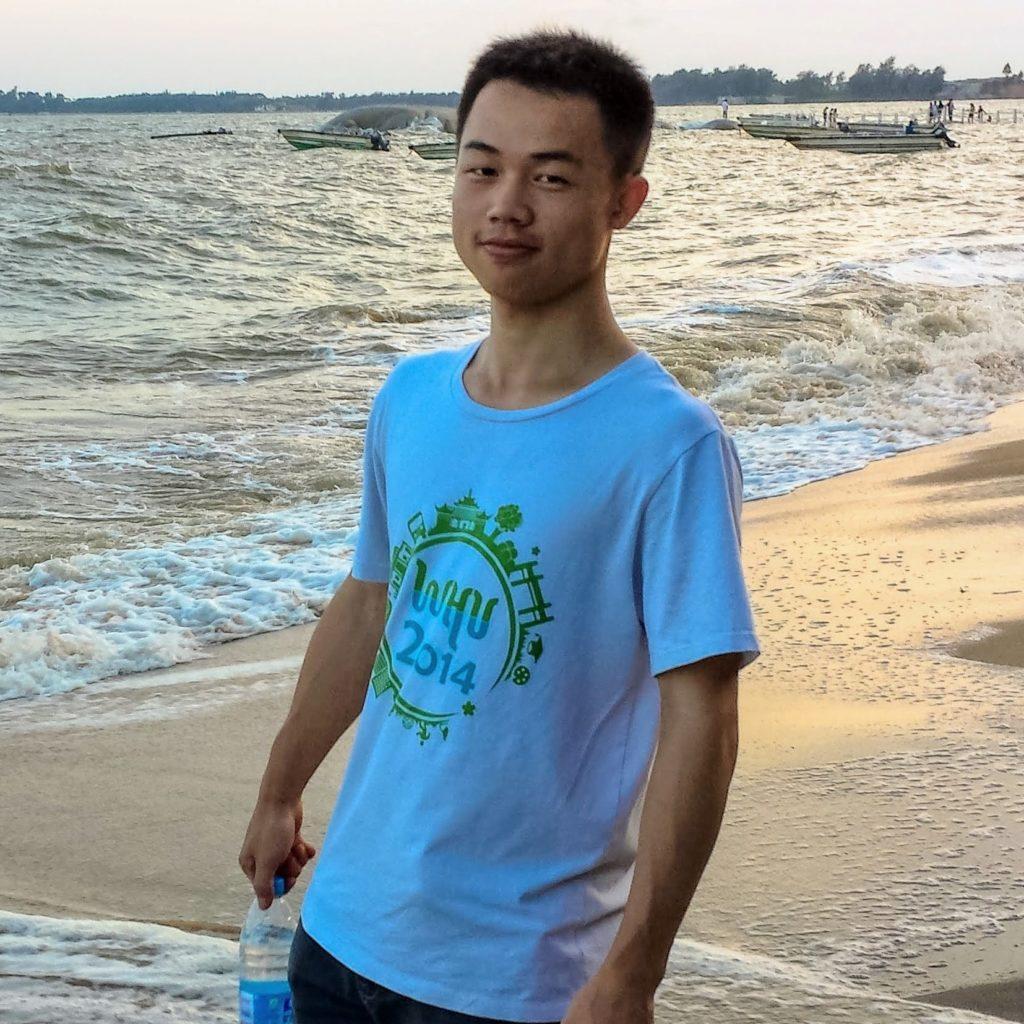 Zhouyi Rong